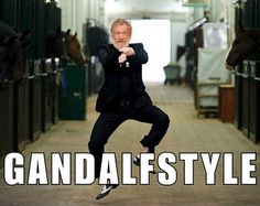 Funny pictures about Gandalf Style. Oh, and cool pics about Gandalf Style. Also, Gandalf Style photos. Radiohead, Just Dance, Dance 4, Dance Moves, Eminem, Gandalf, Psy Gangnam Style, Jw Humor, Mormon Humor