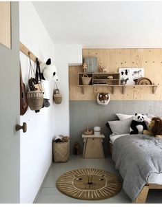 plywood in kids rooms (the boo and the boy) Kids Room Design boo Boy Kids plywood rooms Kids Bedroom, Bedroom Decor, Boy Bedrooms, Bedroom Ideas, Boy Toddler Bedroom, Bedroom Inspiration, Nursery Ideas, Dressing Room Design, Stylish Bedroom