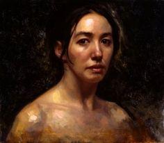 Self-portrait by Kate Lehman.