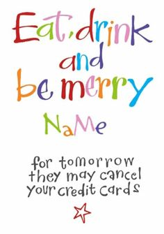 Funky Pigeon version of the FC2 cards by Kirsten Burke where your name can be added. #greetings #birthday #personalise #cards