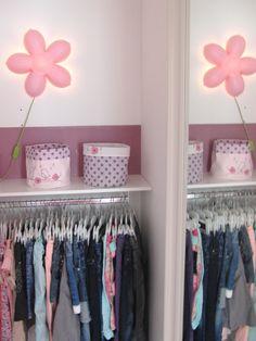 Jugend mädchenzimmer mit begehbaren kleiderschrank  Wir haben das Zimmer umgestaltet... und nun hat Melina einen ...