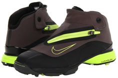Nike Lunar Bandon II (Midnight Fog/Midnight Fog/Black/Volt) - Footwear on shopstyle.com