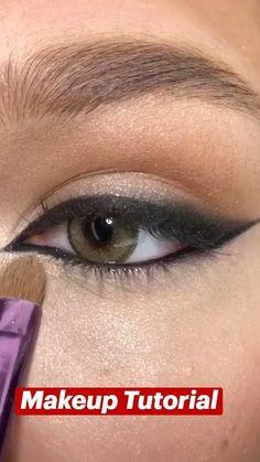 Dope Makeup, Edgy Makeup, Eye Makeup Art, Skin Makeup, Eyeshadow Makeup, Makeup Inspo, Makeup Inspiration, Makeup For Moms, Girls Makeup
