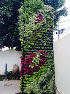 All green jardin vertical