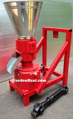 small pto pellet mill. Make your own wood pellets, feed pellets or bio-mass pellets with power from the pto of your tractor