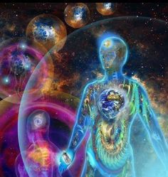There are worlds within worlds in this world of ours as there are seconds in minutes and minutes in hours.
