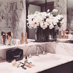 Marble x Chanel = ✨