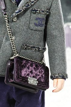 Chanel Fall 2012 - Winter 2013 Handbag Collection