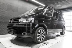 Mcchip-DKR Volkswagen Transporter goes from 180 PS to 208 PS power (1)