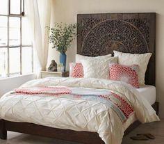 22 Creative Bed Headboard Ideas to Design Unique and Modern Bedroom Decor