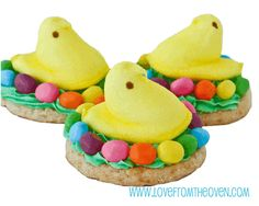 Check out this delicious recipe made with my favorite PEEPS® candy! Express your Peepsonality® by visiting marshmallowpeeps.com to view and share PEEPS® recipes, crafts, art, fun and more!