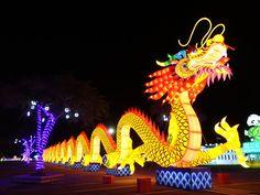 Tengda Lantern Production Miami Light Festival