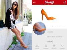 ¡Capturados y encontrados los STILETTOS de @Jessie Chanes  ! Los #stilettos pisaron fuerte en invierno, pero esta primavera no podrás quitártelos de los pies. Elegantes, sofisticados y a color... ♡  #Trends #Spring #ss14 #stilettos #mas34 #madeinspain #visualshopping #fashionapp #appmoda #fashiontech #visualsearch #fashionsearch