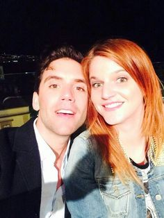 Mika and Chiara May 18 2014