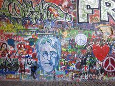Prague, Lennon Wall / Souvenir Chronicles
