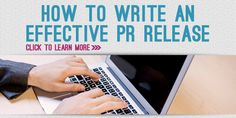 How to Write an Effective Press Release | ID.CREATIVE