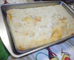 Torta rustica ricotta mozzarella e speck