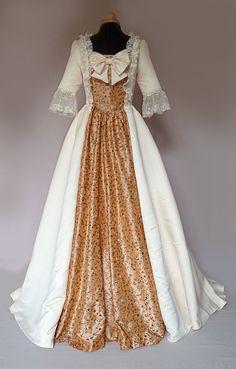 robe marquise Versailles Méline 1