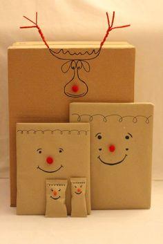 Die 150 Besten Bilder Von Weihnachten Weihnachtsgeschenke Verpacken