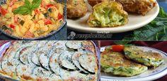 A 10 legfinomabb cukkinis étel - Receptneked.hu - Kipróbált receptek képekkel