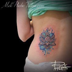 Lotus Mandala By Phebe by Mek-Phebe-Tattoo.deviantart.com on @DeviantArt