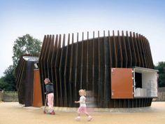 Scunthorpe Central Park Pavilion, SP Architects