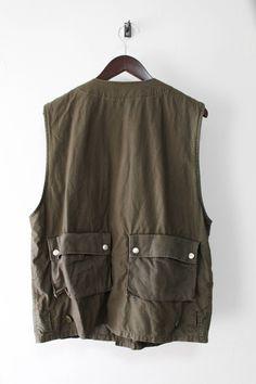 Undercover M51 Field Military Jacket + Ripstop Utility Vest Size US L / EU 52-54 / 3 - 6