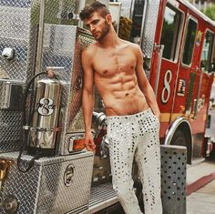 Hot models in LA