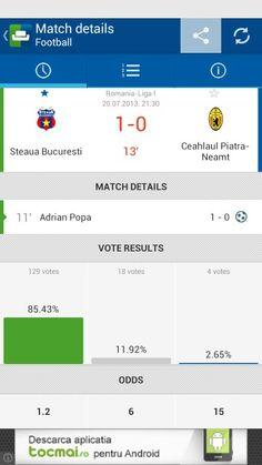 Steaua este in grafic :))) Inca, Europa League, Champions League, Victoria, Sports, Hs Sports, Sport