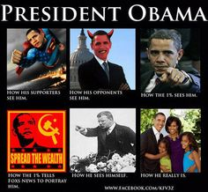 How People See Obama
