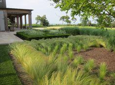 Landscape design by Hudson Berkshire Landscape Design and Management.
