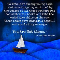 Ronald Dahl's Matilda