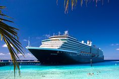 Cruise liner in the Caribbean #ScoreSense