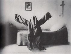 Carmelite nun praying in her cell-1904 | Flickr - Photo Sharing!