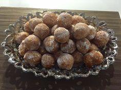 Pączki serowe w 5 minut! - Blog z apetytem Dessert Recipes, Desserts, Sausage, Meat, Ethnic Recipes, Blog, Tailgate Desserts, Deserts, Sausages