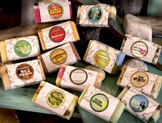 Soap Contest Winners! Natural Handmade Soaps submitted by Soaptopians