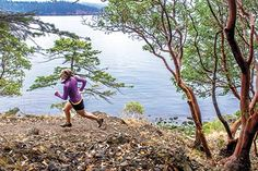 Washington's Orcas Island is a year-round #trailrunning gem in the #PacificNorthWest