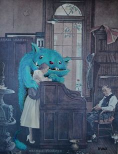 David Irvine's whimsical pop culture makeovers of old thrift store paintings Bad Painting, Thrift Store Art, Pop Culture References, Pop Culture Art, Cultura Pop, Bored Panda, Vintage Art, Thrifting, Original Paintings