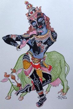 #Krishnafortoday New forever series.