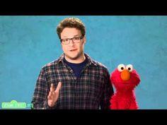 Sesame Street: Seth Rogen and Elmo explain the word Embarrassed Teaching Social Skills, Social Emotional Learning, Emotional Regulation, Emotional Development, School Social Work, Social Thinking, Feelings And Emotions, Character Education, Social Stories