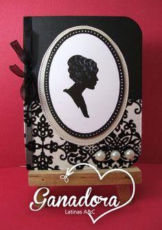 Latinas Arts and Crafts: Ganadora y TOP 5 del Reto 23: Ladies - Damas.