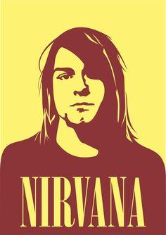 Kurt Cobain by Fluder-san on DeviantArt