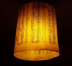 12 fertiger Lampenschirm ohne Blitz