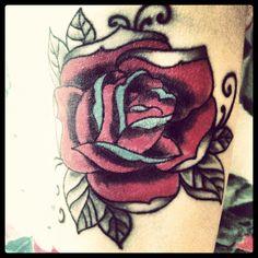 Tattoo, Rose.