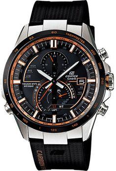 Casio Edifice  #Orange Arrow Series Watch / EQW-A1300CB-1A