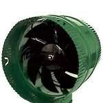 """Active Air - In-Line Booster Fan, 10"""""""