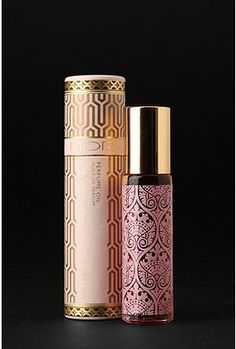 MOR Little Luxuries Perfume Oil  Especially love the packaging