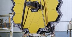 James Webb Space Telescope Mirrors Will Piece Together Cosmic Puzzles Photography http://ift.tt/1OtDdVa #Pinteresting