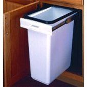 Rev-A-Shelf E-Z 300-52 30 Quart Waste Container with built-in deodorizer bar - Polymer-White by Rev-A-Shelf. $152.28. White. Waste Bins. Rev-A-Shelf. E-Z 300-52. Rev-A-Shelf E-Z 300-52 30 Quart Waste Container with built-in deodorizer bar - Polymer-WhiteRev-A-Shelf E-Z 300-52 30 Quart Waste Container with built-in deodorizer bar - Polymer-White Features:; Physical Specifications; Width: (inches) 10.750; Depth: (inches) 22; Height: (inches) 19.500; Weight: (lbs...