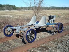 SHTF RailRoad Bicycle – The best BugOut Vehicle? | Father Son Preppers
